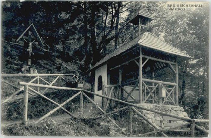 Bad Reichenhall Bad Reichenhall  ungelaufen ca. 1910 / Bad Reichenhall /Berchtesgadener Land LKR