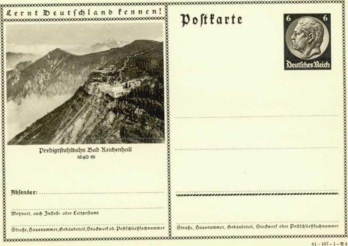 Bad Reichenhall Bad Reichenhall  ungelaufen ca. 1930 / Bad Reichenhall /Berchtesgadener Land LKR