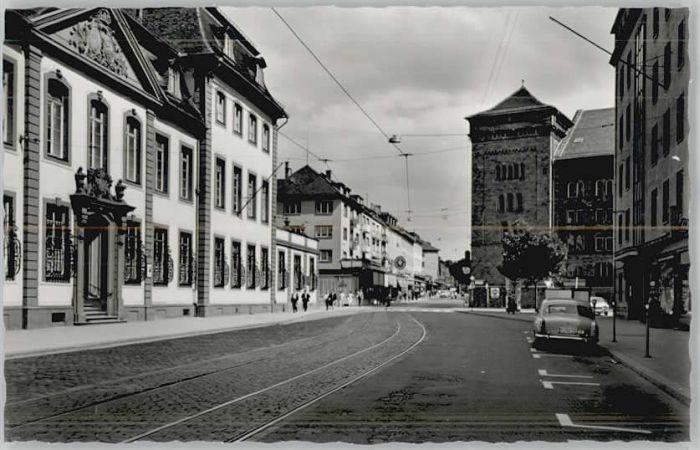 Mainz Rhein Mainz Schillerstrasse * / Mainz Rhein /Mainz Stadtkreis