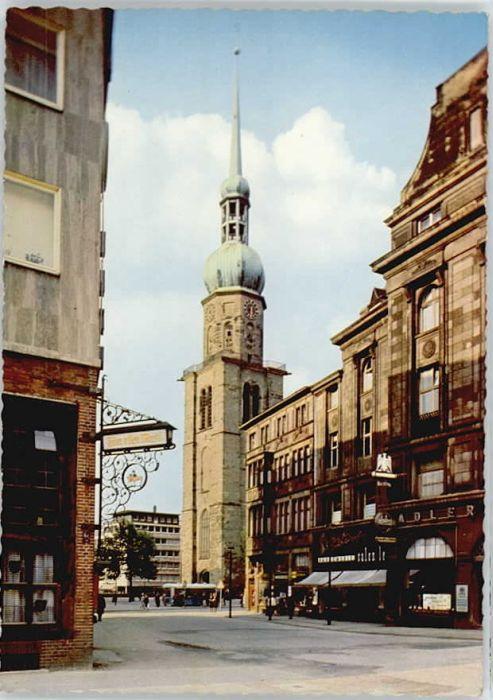 Dortmund Dortmund Reinoldikirche * / Dortmund /Dortmund Stadtkreis
