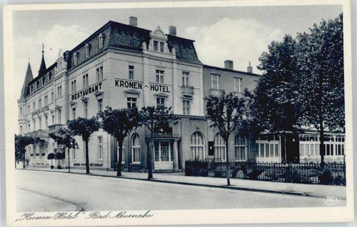 Bad Neuenahr-Ahrweiler Bad Neuenahr Hotel Kronen * / Bad Neuenahr-Ahrweiler /Ahrweiler LKR