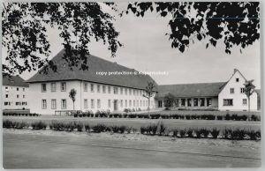 Erlangen Erlangen Loehe Haus ungelaufen ca. 1955 / Erlangen /Erlangen Stadtkreis