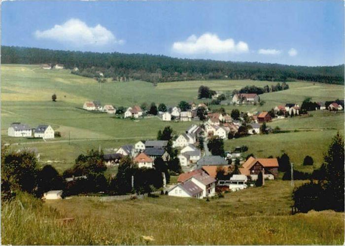Bischofsgruen Birnstengel x 1978
