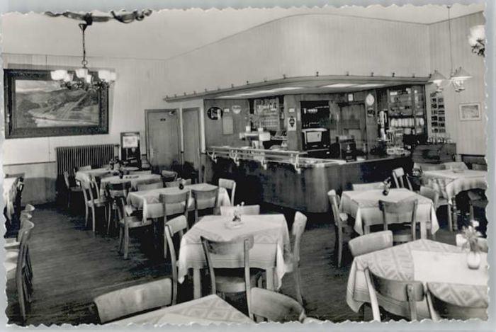 Altenahr Hotel Restaurant Haus Burgfried Kat Altenahr Nr