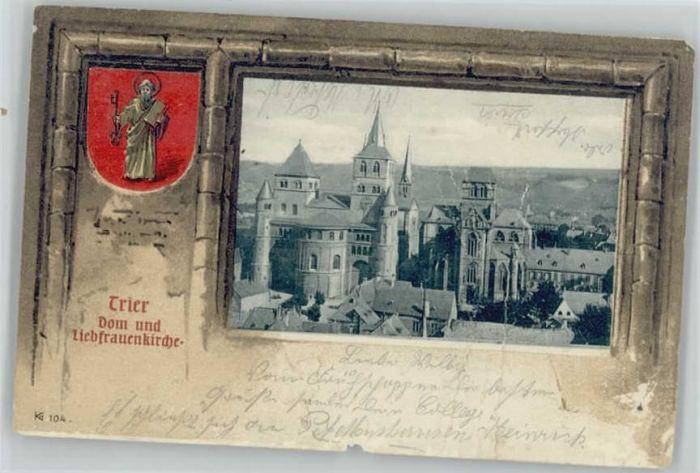 Trier Trier Dom Liebfrauenkirche x / Trier /Trier Stadtkreis