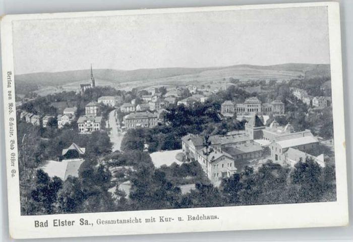 Bad Elster Bad Elster  * / Bad Elster /Vogtlandkreis LKR