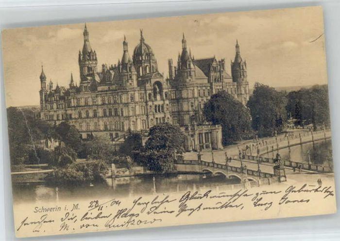 Schwerin Mecklenburg Schwerin  x / Schwerin /Schwerin Stadtkreis