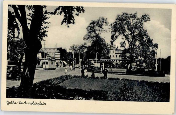 Gotha Thueringen Gotha Arnoldiplatz x / Gotha /Gotha LKR