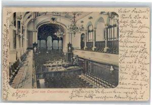 Leipzig Konservatorium x