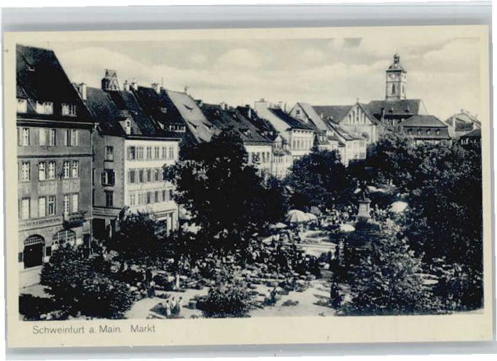 Schweinfurt Markt *