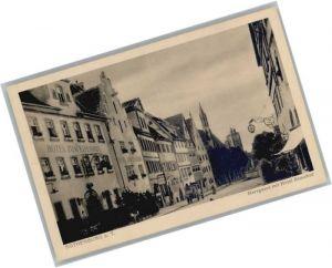 Rothenburg Tauber Herrgasse Hotel Eisenhut *