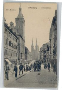 Wuerzburg Domstrasse *