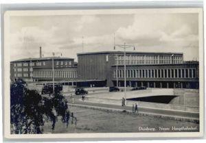 Duisburg Ruhr Duisburg Bahnhof x / Duisburg /Duisburg Stadtkreis