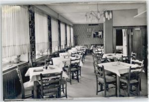 Duisburg Ruhr Duisburg Restaurant Hansa-Kooge * / Duisburg /Duisburg Stadtkreis
