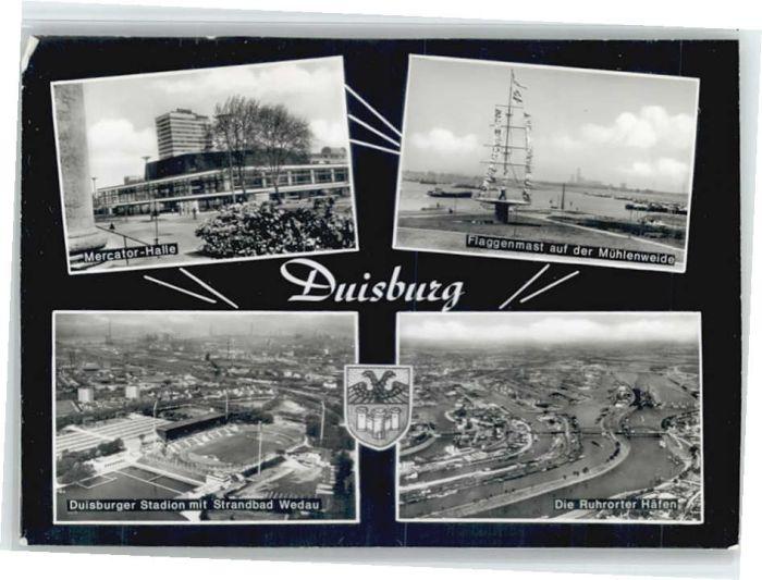 Duisburg Ruhr Duisburg  * / Duisburg /Duisburg Stadtkreis