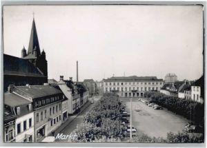 we68536 Uerdingen Uerdingen Markt * Kategorie. Krefeld Alte Ansichtskarten