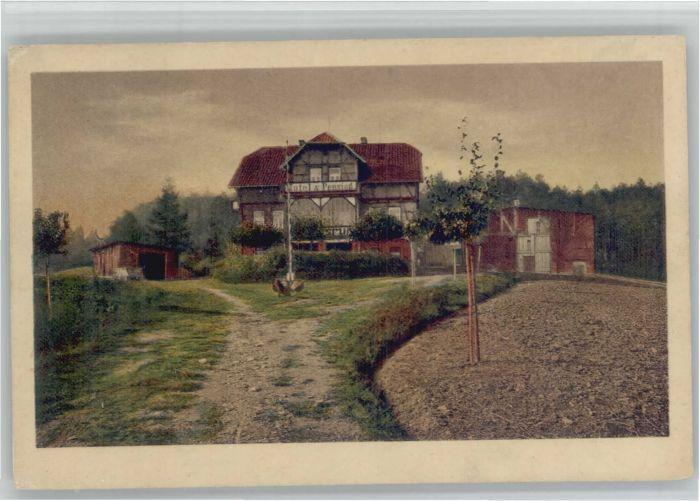 Blankenburg Harz Blankenburg Harz Hotel Pension Waldesruh * / Blankenburg /Harz LKR
