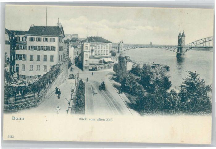 Bonn Rhein Bonn  * / Bonn /Bonn Stadtkreis