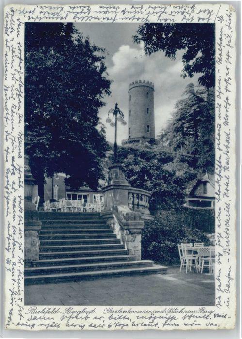 Bielefeld Berglust Gartenterrasse x