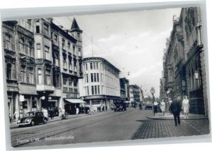 Herne Westfalen Herne Bahnhofstrasse * / Herne /Herne Stadtkreis