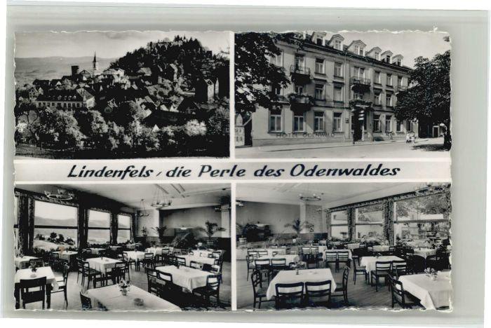 Lindenfels Odenwald Lindenfels Hotel Odenwald * / Lindenfels /Bergstrasse LKR