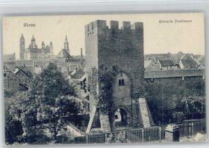 Worms Stadtmauer *