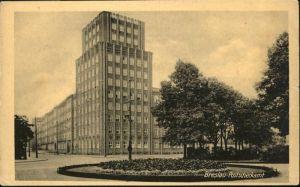wf51590 Breslau Niederschlesien Postscheckamt