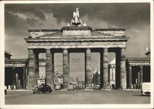 Berlin Brandenburger Tor / Berlin /Berlin Stadtkreis
