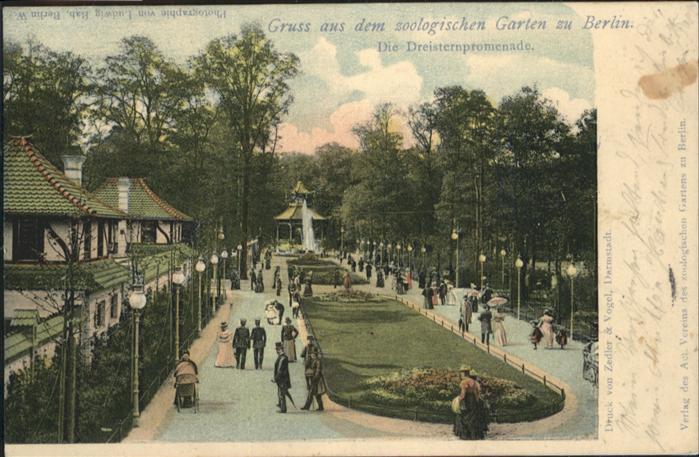 Berlin Zoologischer Garten / Berlin /Berlin Stadtkreis