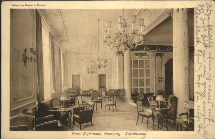 Hotel Hamburg Esplanade