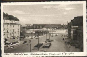 Kiel Bahnhof  / Kiel /Kiel Stadtkreis