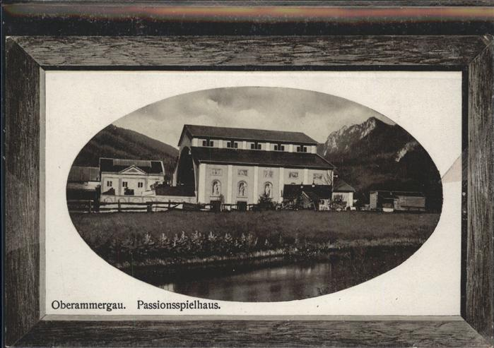 Oberammergau Passionsspielhaus / Oberammergau /Garmisch-Partenkirchen LKR