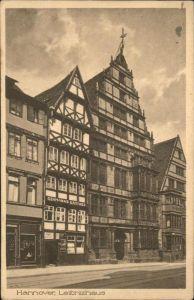 Hannover Leibnizhaus / Hannover /Region Hannover LKR