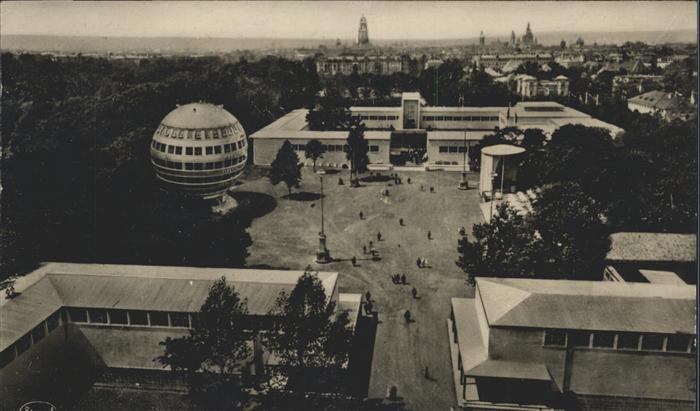 Dresden Jahresschau Scheutscher Arbeit / Dresden Elbe /Dresden Stadtkreis