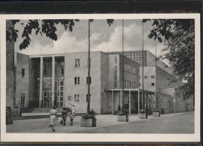 Chemnitz Stadtbad / Chemnitz /Chemnitz Stadtkreis