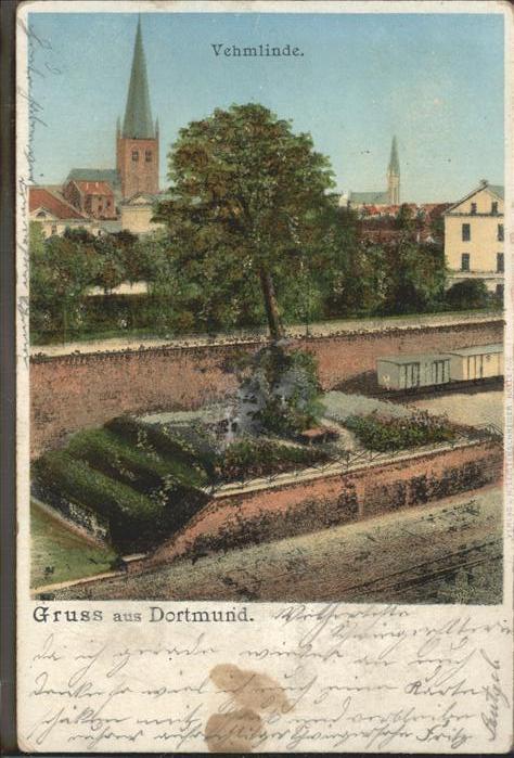 Dortmund Vehmlinde / Dortmund /Dortmund Stadtkreis