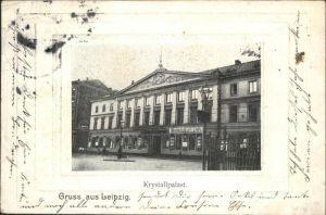 Leipzig Krystallpalast / Leipzig /Leipzig Stadtkreis
