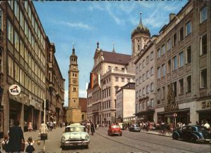 Augsburg Maximilanstrasse / Augsburg /Augsburg LKR