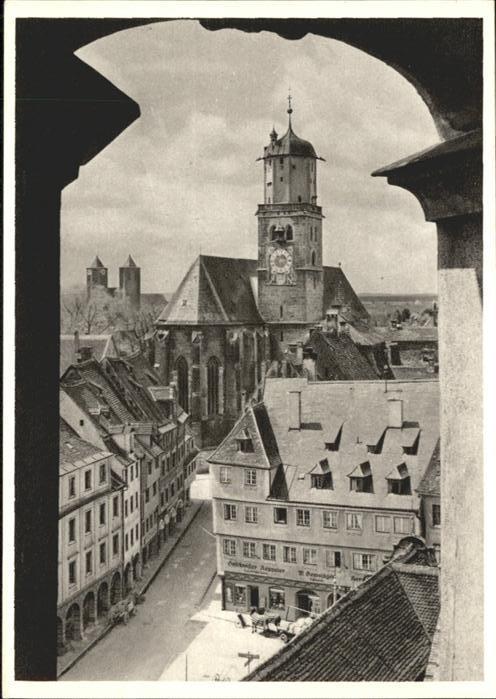 Memmingen St Martins St Joseph / Memmingen /Memmingen Stadtkreis