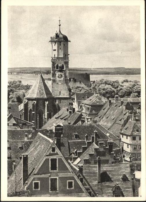 Memmingen St Martinskirche / Memmingen /Memmingen Stadtkreis