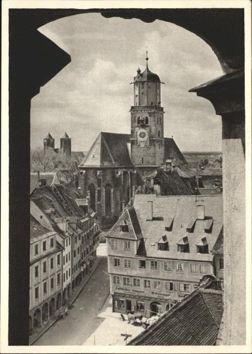 Memmingen St Martin St Joseph / Memmingen /Memmingen Stadtkreis