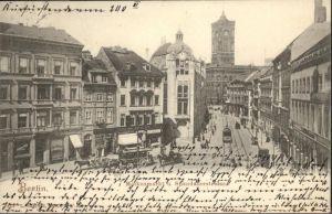 Berlin Molkenmarkt und Spandauerstrasse / Berlin /Berlin Stadtkreis