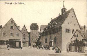 Hersbruck Spitaltor / Hersbruck /Nuernberger Land LKR