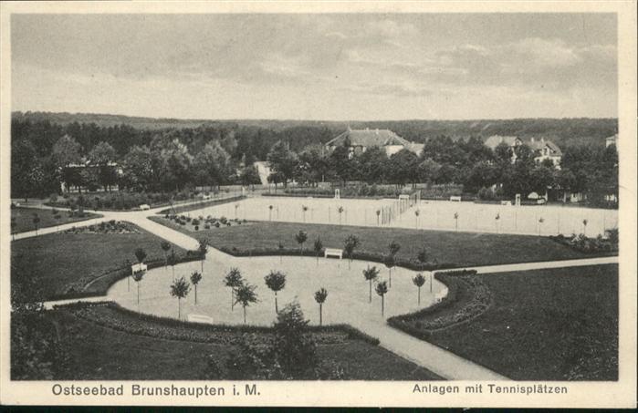 Brunshaupten Tennisplatz