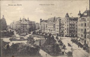 Berlin Viktoria Luise Platz Kutsche