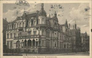Hannover Villa Hindenburg Wedekindstrasse x