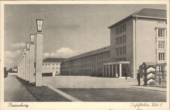 Braunschweig Luftflotten Kommando Nr. 2 *