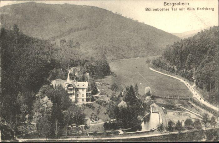 Bad Bergzabern Boellenborner Tal Villa Karlsberg *