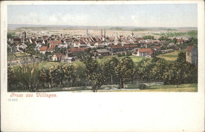 Villingen-Schwenningen Gesamtansicht / Villingen-Schwenningen /Schwarzwald-Baar-Kreis LKR