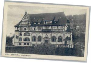 Bad Liebenzell Missionshaus *
